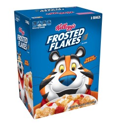 Kellogg's Frosted Flakes...